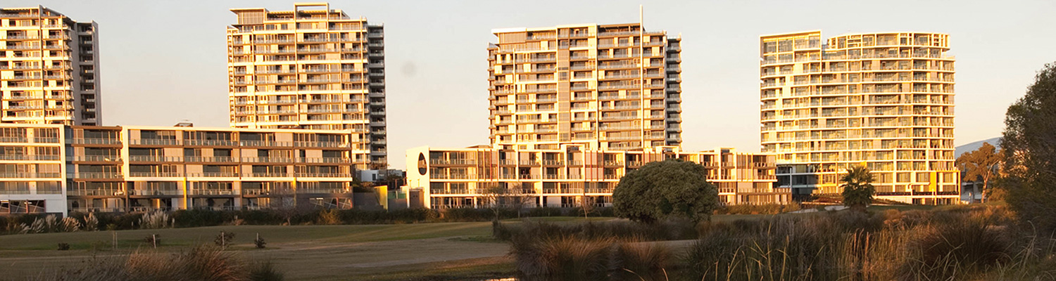 Burswood Towers, WA