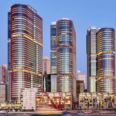 Barangaroo Tower 1, NSW