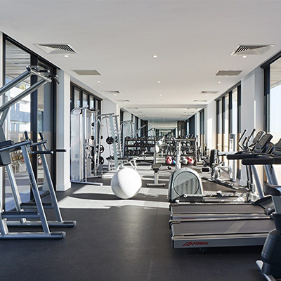 Arthur Apartments Gym